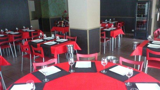 Tomeu restaurante: Salón
