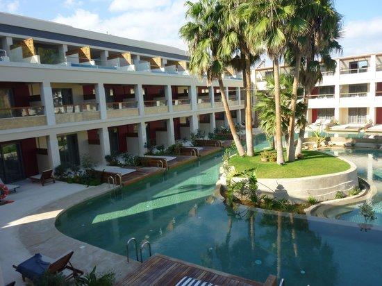 TUI SENSIMAR KALLISTON Resort & Spa by ATLANTICA: view from our room
