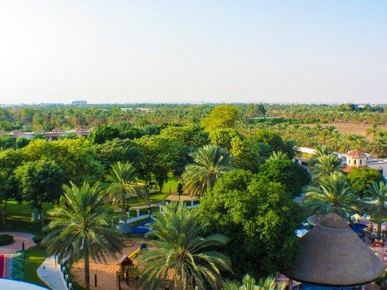 Danat Al Ain Resort : Green Al Ain