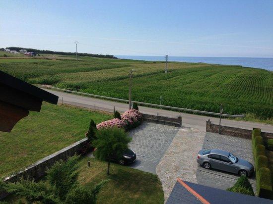 Hotel Pleamar: vistas desde la habitacion