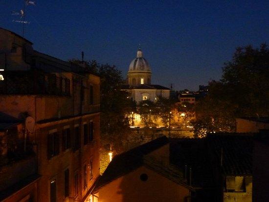 Hotel La Rovere : View form the balcony