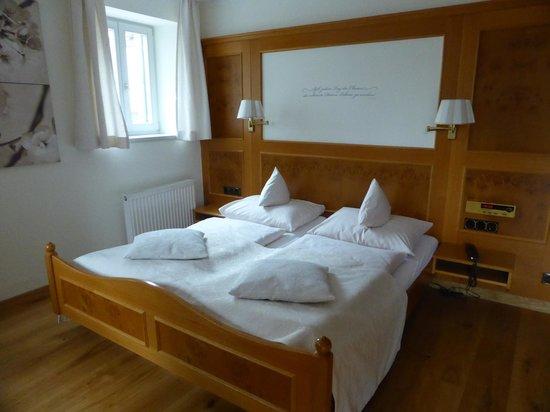 Fischerhaus: our room
