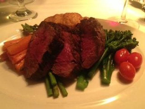 Caesar's Steak House: Chateaubriand