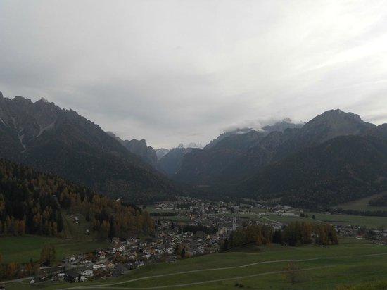 Gostnerhof : Vista sulla valle