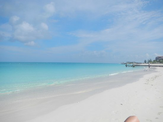 Club Med Turkoise, Turks & Caicos: tres belle plage