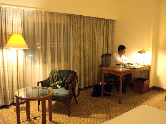 Aryaduta Jakarta: Inside Room