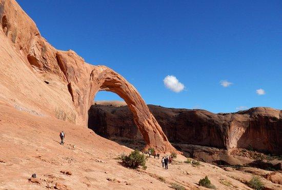 Days Inn Moab: Corona Arch near Moab, UT