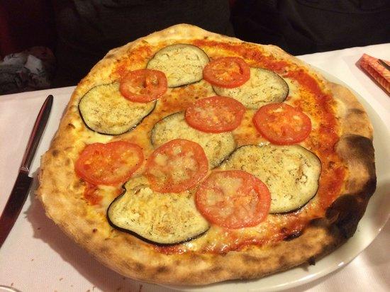 Restaurant Pizzeria Gaston: Sommerpizza