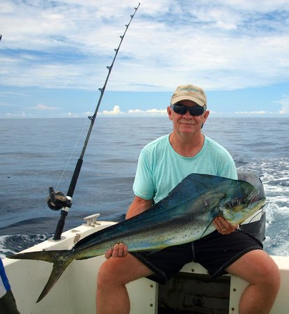 Pato Loco Inn : Recommended fishing trip from Pato Loco