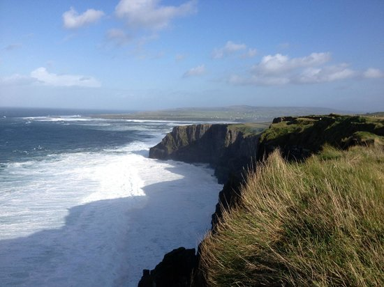 An October day on the Doolin Cliff walk
