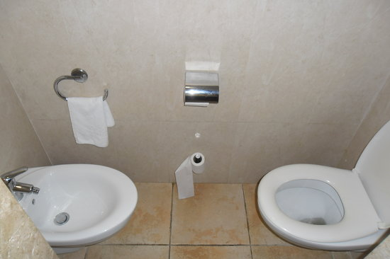 Insotel Tarida Beach Sensatori Resort: bagno