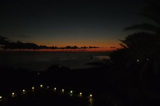 Insotel Tarida Beach Sensatori Resort: fantastico tramonto