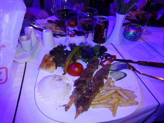 Kalem Restaurant : Pistachio Kebab