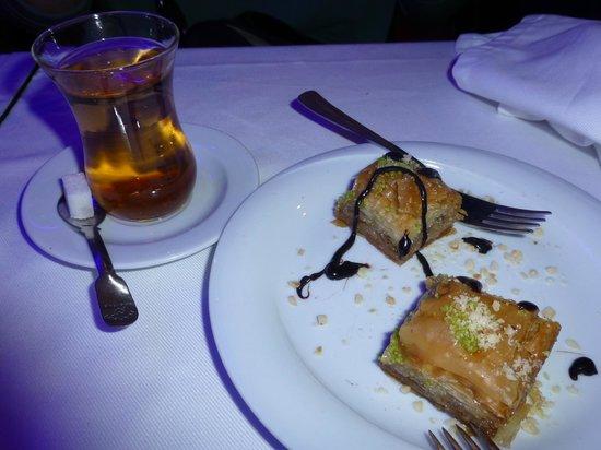 Kalem Restaurant : Dessert