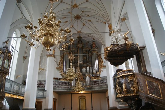 Rundetårn : L'église