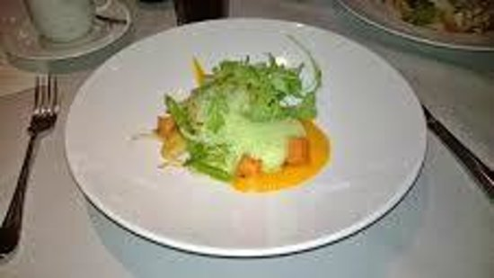 Ravintola Toolonranta: From Sunday brunch a vegetarian portion (main course)