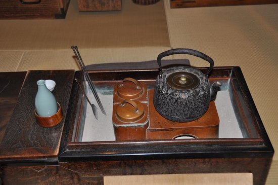 Shitamachi Museum: Interior del museo