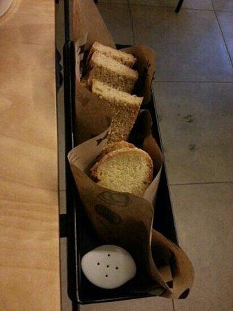Ergon: corbeille de pain