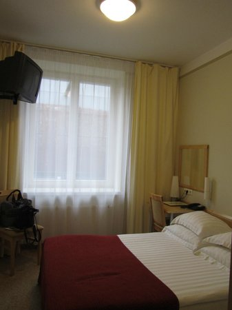 Baltic Hotel Vana Wiru: Room 416, simple and without anything extra
