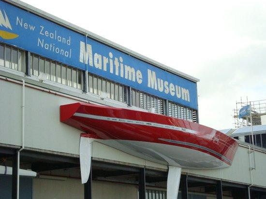Museo Marítimo Voyager de Nueva Zelanda: Muito bonito