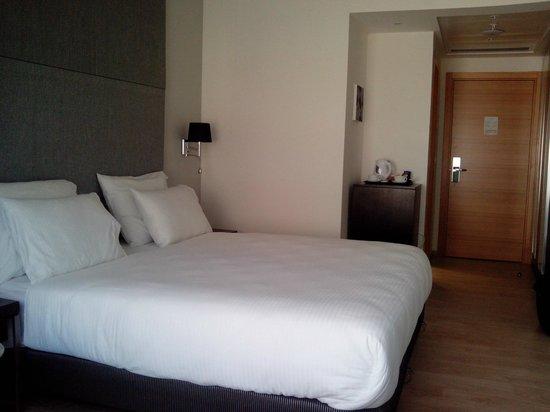Benjamin Herzliya Business Hotel : Room view