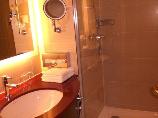 Hotel Europäischer Hof: Salle de bains