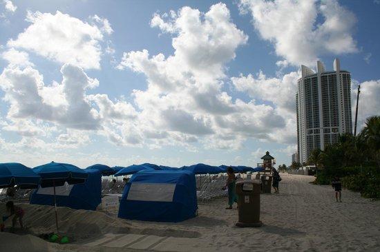 Marenas Beach Resort : SPIAGGIA