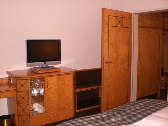 Hotel Europäischer Hof: Chambre