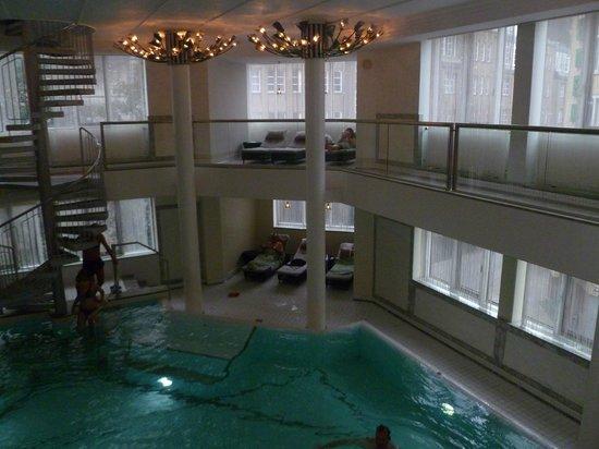 Hotel Europäischer Hof: Espace Piscine