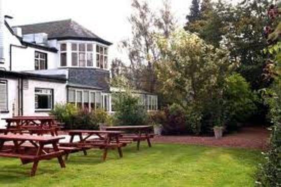 The Killearn Hotel: Beer Garden