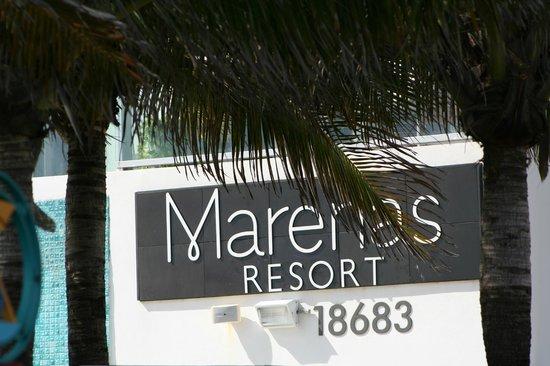 Marenas Beach Resort: TARGA
