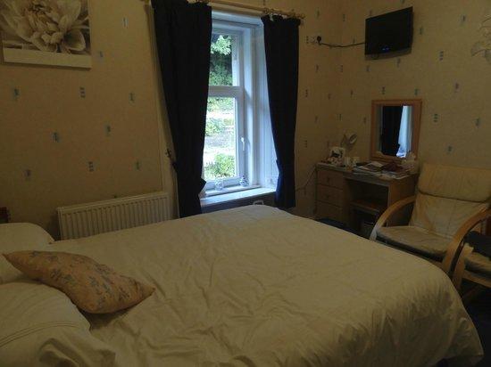 Failte Bed & Breakfast : Our cozy room at Failte