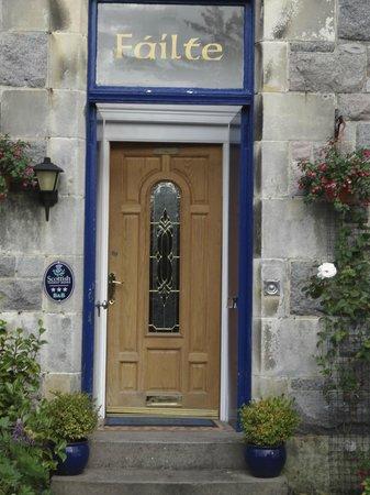 Failte Bed & Breakfast : A welcoming front door!