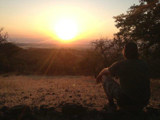 Bush 2 Beach Safaris: great view. great rift valle, lake manyara view, sunset point