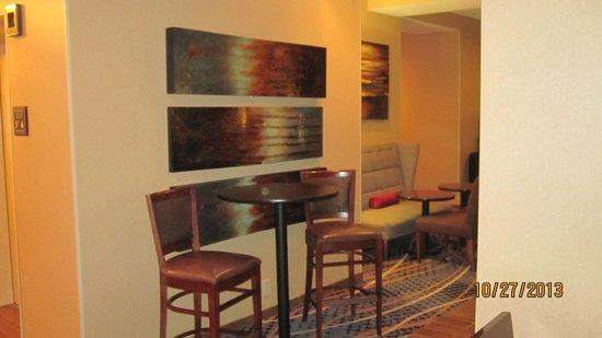 Hampton Inn Charlotte - Uptown: Lobby