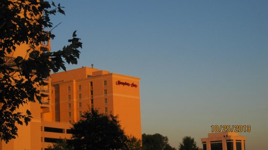 Hampton Inn Charlotte - Uptown : Our Hotel