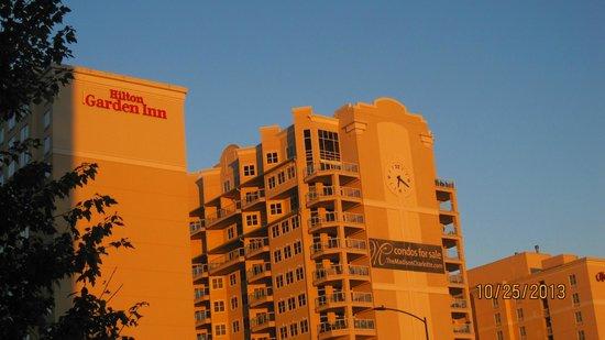 Hampton Inn Charlotte - Uptown: Hotel