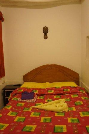 Casa La Samblena: habitación