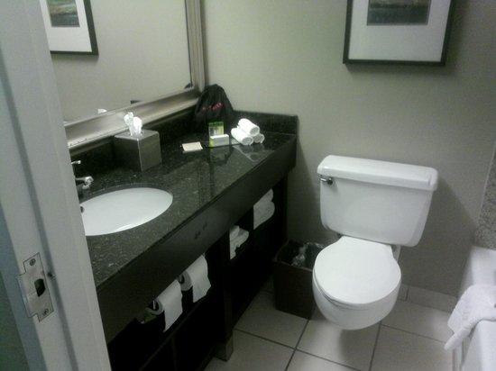 DoubleTree by Hilton Hotel Norwalk: baño