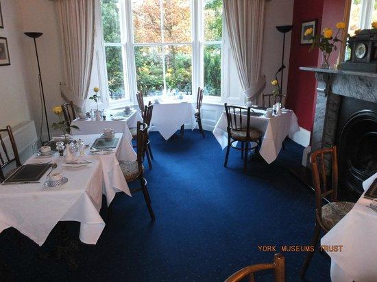 Abbeyfields: Dining room