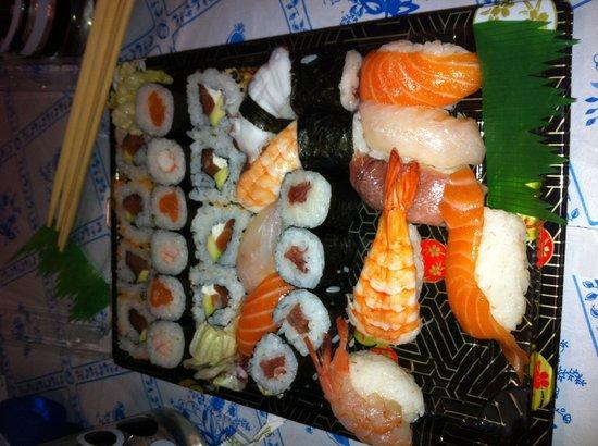 Il Sushivendolo: Sushi mix
