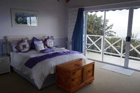 Cape Rose Cottage: chambre lavender