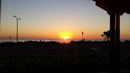 Cape Rey Carlsbad, a Hilton Resort: Nice sunset