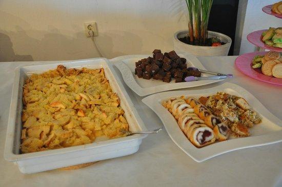 Loderups Strandbad Restaurang : Paj & kakor