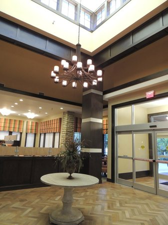 Hilton Garden Inn Gatlinburg Downtown : lobby