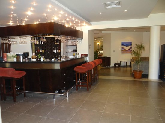 Petra Guesthouse: Hotel bar