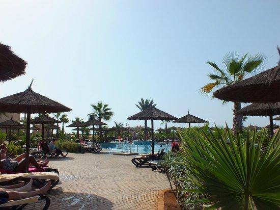 Hotel Riu Touareg: pool