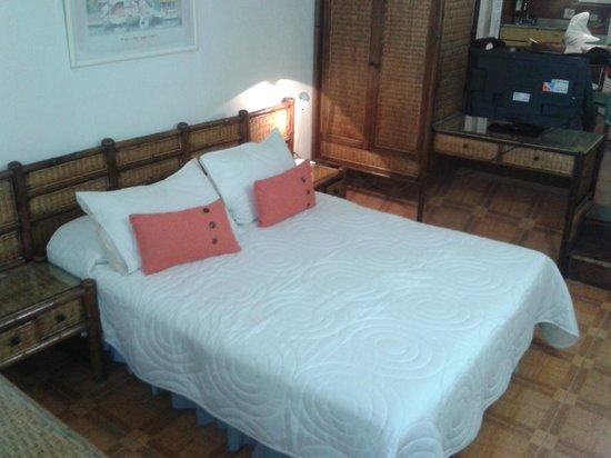 Bauen Suite Hotel : La cama, muy cómoda!