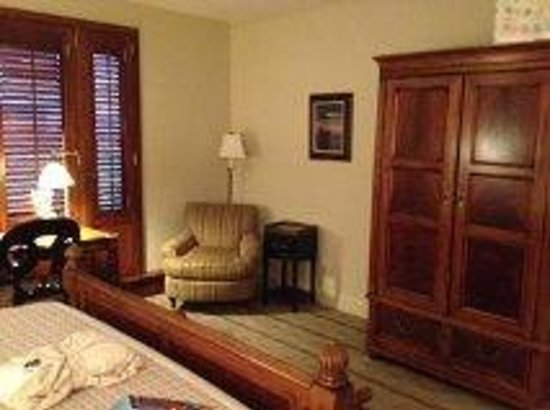 Inn at Henderson's Wharf: Bedroom 2