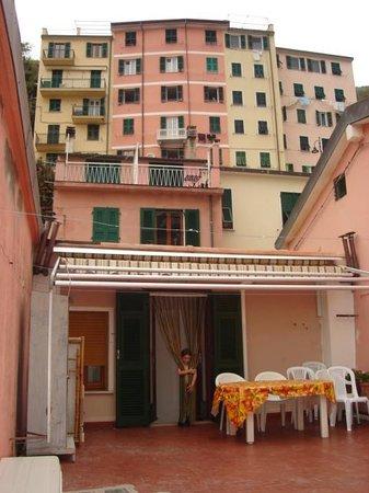 ViadeiBianchi: Roof terrace